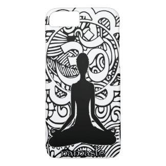 Om Namaste Yoga iPhone 7 Case