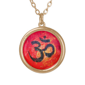 Om Necklace - Sanskrit - Hindu & Buddhist