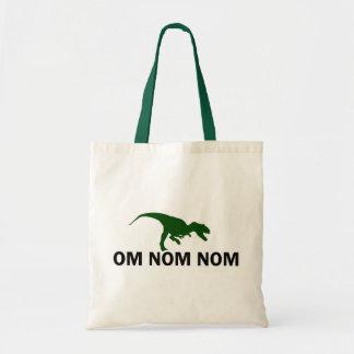 Om Nom Nom Dinosaur Rawr is Hungry