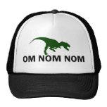 Om Nom Nom Dinosaur Rawr trucker