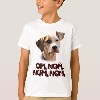 Om, nom, nom, nom, T-Shirt