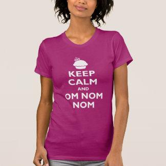 Om Nom Nom Tshirts