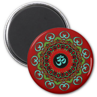 Om of Chaos Magnet