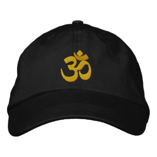 Om Omkara Embroidered Hat
