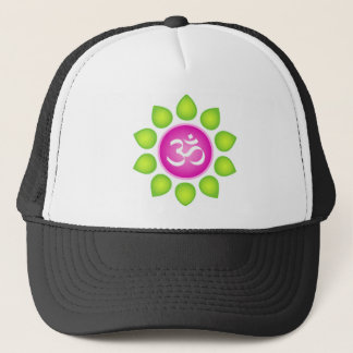 Om Power Trucker Hat
