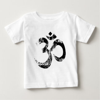 Om Rubber SDtamp Baby T-Shirt