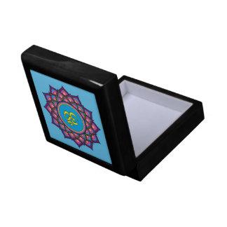 Om Shanti Om Keepsake Box