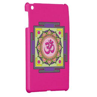 Om Shanti Om Mandala iPad Mini Covers