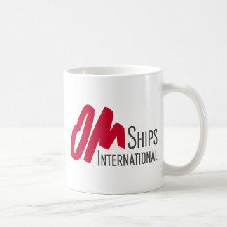 OM Ships Logo Mug