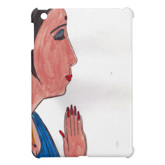 Om Shreem Mahalakhsmiyei Namaha iPad Mini Cover