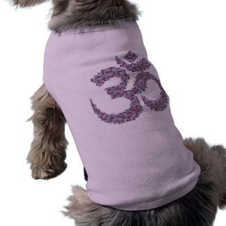 Om Symbol Dog Shirt