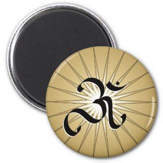 OM symbol - Magnet