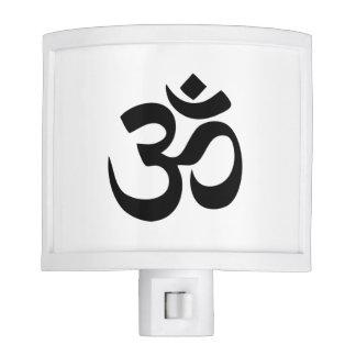 Om Symbol Night Light