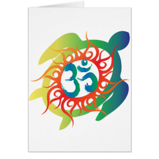 Om-Tatto-Vibrant-Turtle Card
