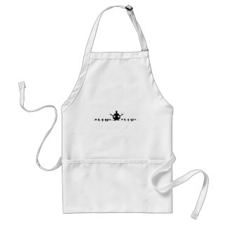 Om the Wire Standard Apron