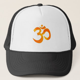 Om Trucker Hat