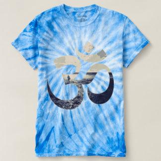Om tye-dye shirt by KylaCher Studio