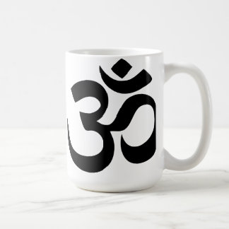 Om Yoga Coffee Mug