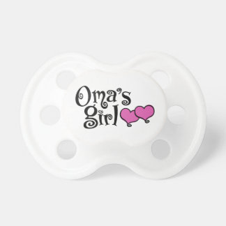 Oma's Girl Pacifier