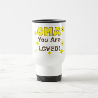 Oma YOU ARE LOVED-Mother's Day Gifts Travel Mug