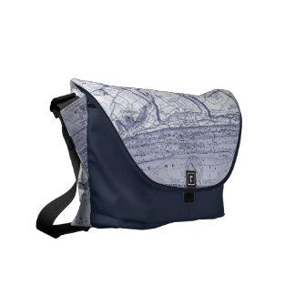 Omaha Beach Messenger Bags