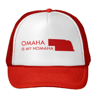 Omaha est mon casquette de Homaha