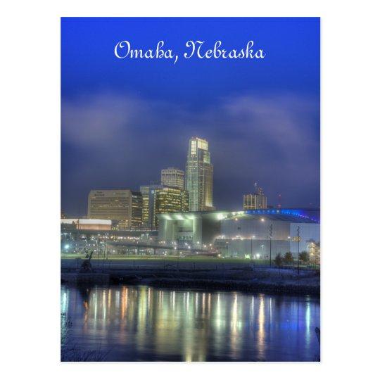 Omaha, Nebraska Postcard