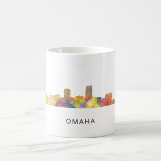 OMAHA NEBRASKA SKYLINE WB1 - COFFEE MUG