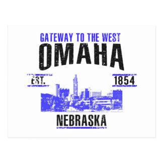 Omaha Postcard