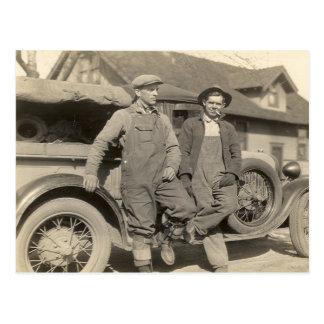 Omaha Public Power Company circa 1930  Postcard