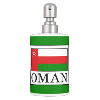 Oman Bathroom Set