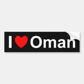 Oman Bumper Sticker