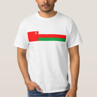 oman country flag nation republic symbol T-Shirt