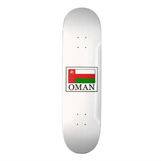 Oman Custom Skateboard