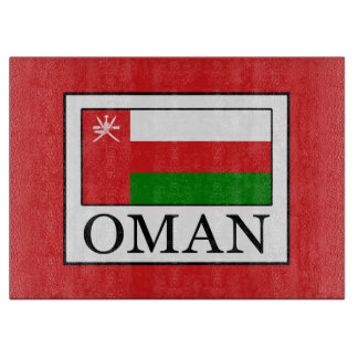 Oman Cutting Board
