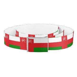 Oman Flag Belt
