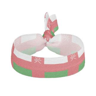 Oman Flag Hair Tie