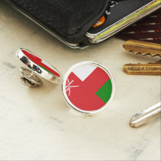 Oman Flag Lapel Pin