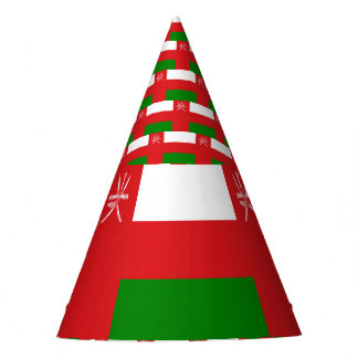 Oman Flag Party Hat