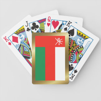Oman Flag Playing Cards
