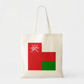Oman Flag Tote Bag