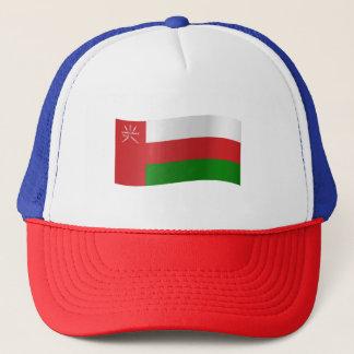 Oman Flag Trucker Hat
