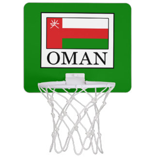 Oman Mini Basketball Hoop