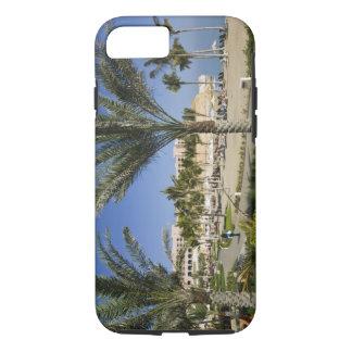 Oman, Muscat, Al, Jissah. Shangri, La Barr Al, iPhone 7 Case