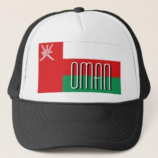 Oman omani flag souvenir hat
