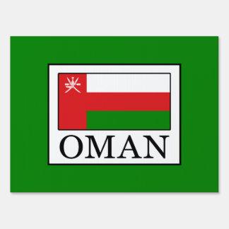 Oman Sign
