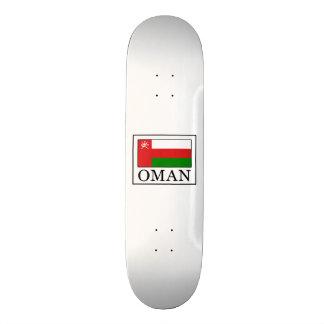Oman Skateboard Deck