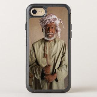 Omani Warrior: Cool Vintage Photo OtterBox Symmetry iPhone 7 Case