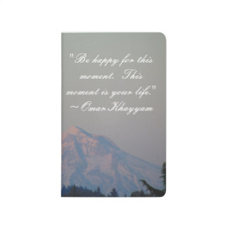 Omar Khayyam Quote Journal
