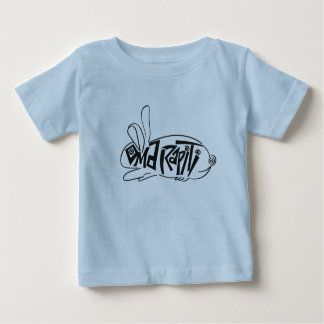 OmaRapiti - Run Rabbit Baby T-Shirt